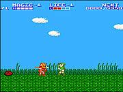 Play Zelda 2 the adventure of link Game