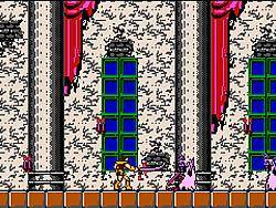 Castlevania NES game
