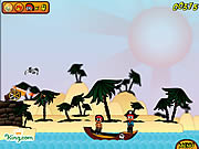 Ragdoll Pirates game