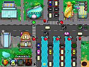 Traffic Trouble game