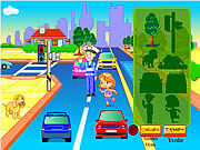 Play City decoration Game