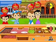 Turkey Burger game