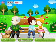 Park Kiss game