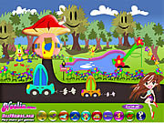 Playtime Decoration game