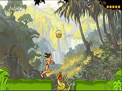 Tarzan Jungle of Doom game