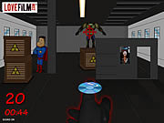 Play Superhero shooter Game