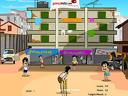 Galli Cricket game
