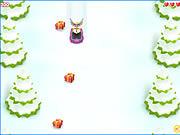 Pet Sledding game