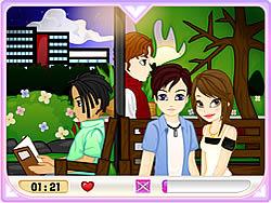 Romantic Kisses game