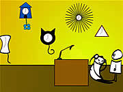 Vea dibujos animados gratis Coldplay - Clocks