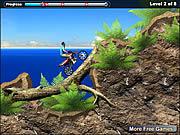 Play Beach bike Game