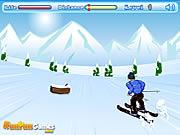 juego Skiing Dash