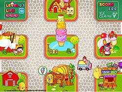 Ice Cream Car game