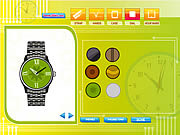 juego Customize Your Watch