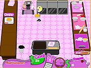 Belle's Bakery game