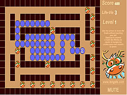 Caray Snake game