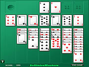 Play Solitaire masters Game