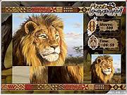 Puzzle Safari game