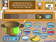 Cooking Show - Chicken Stew game
