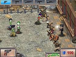 GUNROX - Zombietown game