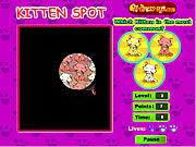 Kitten Spot game