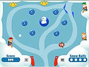 Snow Ball Pinball 2 game