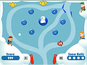 Snow Ball Pinball 2 game
