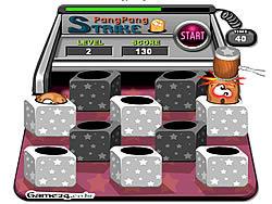Panpang Strike game