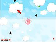 Play The flying piggybank Game