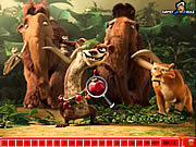 juego Hidden Numbers - Ice Age