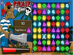 Pirate Gem game