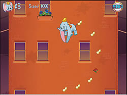 Dumbo - Big Top Blaze game