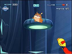 Lilo and Stitch - Alien Interception game