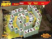 Everyone's Hero Mah-jongg game