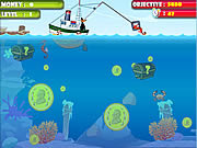 Treasure Hunter in the Sea game