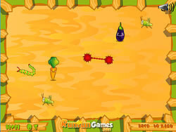 Vegetable Rescue game
