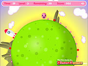 Play Galactic melody catcher Game