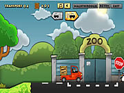 Play Zoo transport Game