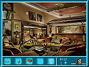 juego Hidden Objects - Guest Room