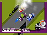 Broadband Cup game