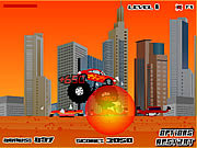 juego Monster Truck Destroyer