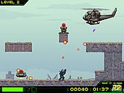 Nuclear Rush game