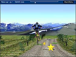 3D Mountain Bike game