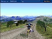 Play 3d mountain bike Game