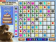Animal Sudoku game