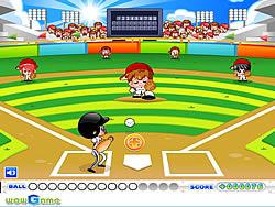 Super Baseball game