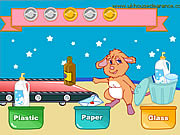 Play Recycling points Game