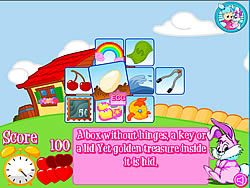 Cute's Riddle Game game