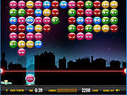 Play Bubblins Game