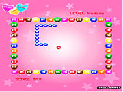 juego M and M Snake